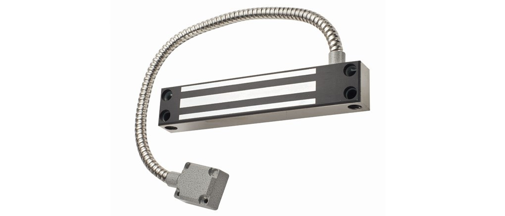 AG-600WP Weather-Proof Magnetic Gate Lock - 600 Lbs