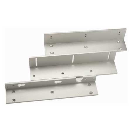 AG-AM3370 Three Piece Z Bracket for all 600 Series Single Magnetic Locks