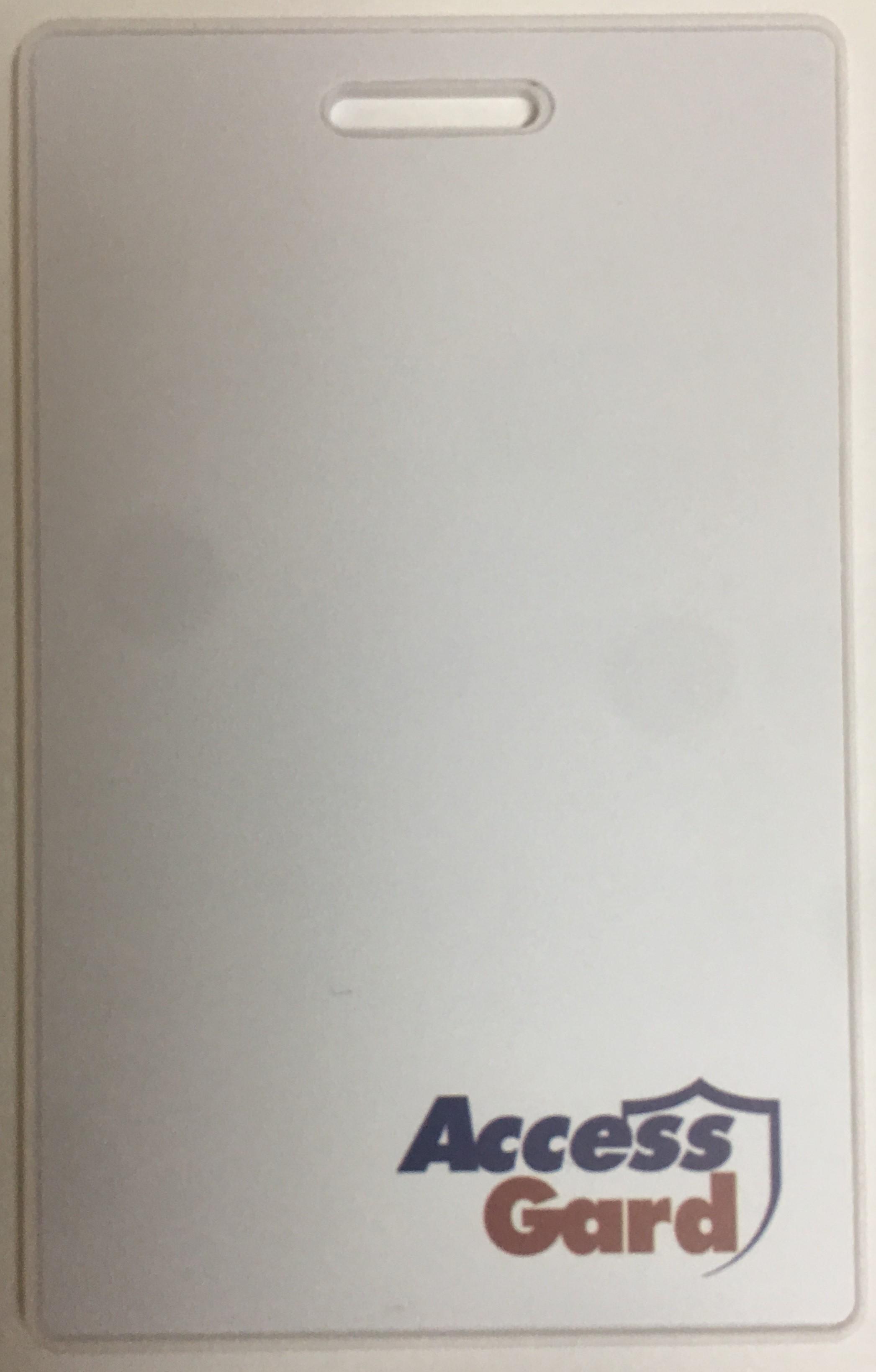 AccessGard 125kHz Clamshell Proximity Cards - HID 26-Bit - Pkg. of 25